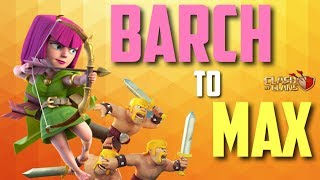 FARMING DE & LOOT TH10 | Barch To Max | Clash Of Clans