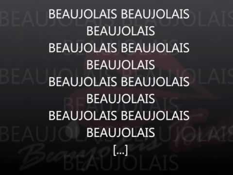 Beaujolais Beaujolais Beaujolais