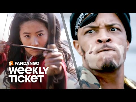What to Watch: Mulan, Cut Throat City | Weekly Ticket