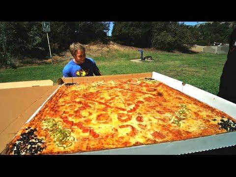 Top 10 BIGGEST Eating Challenges!