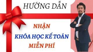Hướng dẫn đăng ký nhận khóa học Miễn Phí của Thái Sơn