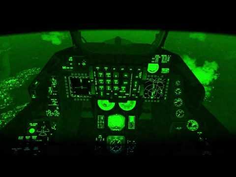 Falcon BMS 433U1 : KTO Night Strike Yalu River