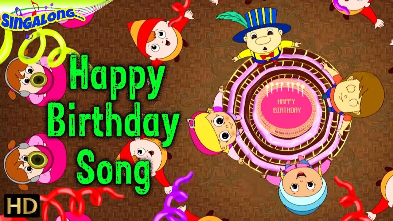 Happy Birthday - (HD)
