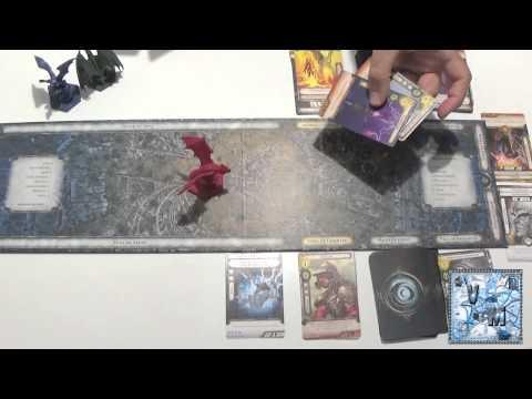 Blue moon legends juego de mesa gameplay youtube for Viciados de mesa