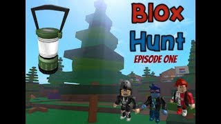 Roblox - Blox Hunt Episode 1 (Sneaky Sneaky)