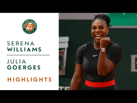 serena-williams-vs-julia-goerges---round-3-highlights-i-roland-garros-2018