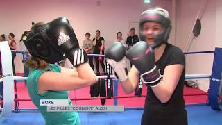 Boxe : une discipline féminine !