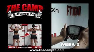 Miramar FL Fitness 6 Week Hard Body Challenge Results -Kelsey Archer