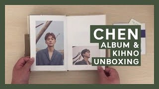 Download Unboxing ♡ EXO Chen's April, and a Flower album ♡ Flower and Kihno version Mp3
