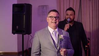 18 Nov 2017- Wedding Day Aline e Jose-Speeches