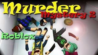 ROBLOX | Murder Mystery 2 | There He Is! | Zachary | SallyGreenGamer