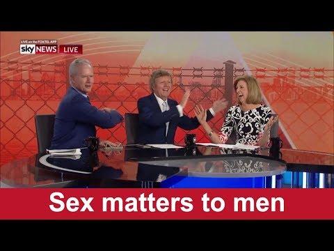 Bettina Arndt - Sex matters to men