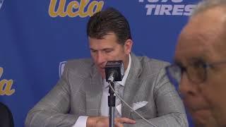 Steve Alford Post Game Presser - SC State vs. UCLA - 11/17/17