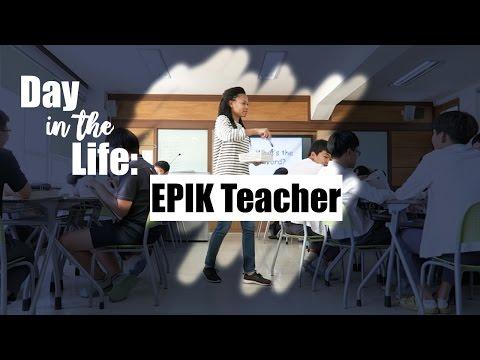 Teaching In Korea | Day in the Life of an EPIK Teacher