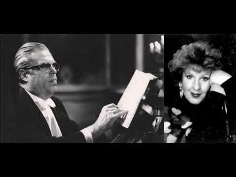 """Marjana Lipovsek """"4 Lieder der Mignon"""" Hugo Wolf"""