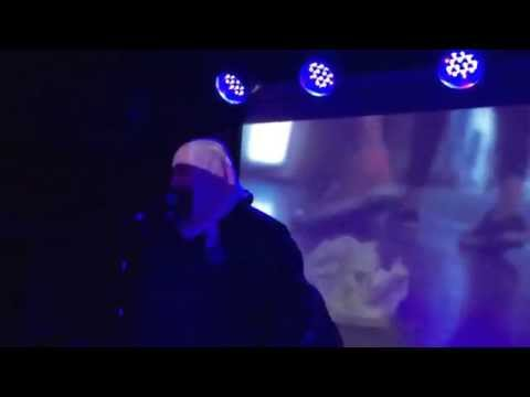 Sage Francis  The Best of Times  Bowery District Reading  241014