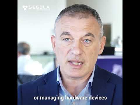[Engineer's Words Italy] Meet Salvatore Incorvaia - Software Engineer