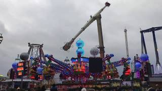 Hyde Park winter wonderland in London 2018 by Simon B.