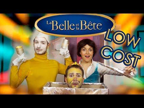 LA BELLE ET LA BETE LowCost (Alex Ramirès Ft Celine Groussard & Gyom)