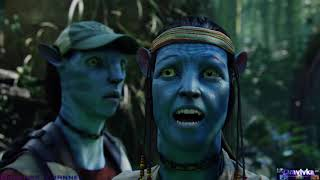 Побег Джейка от Танатора ... отрывок из фильма (Аватар/Avatar)2009