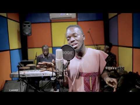 Akwaboah - God Bless U Mama (Studio Session)