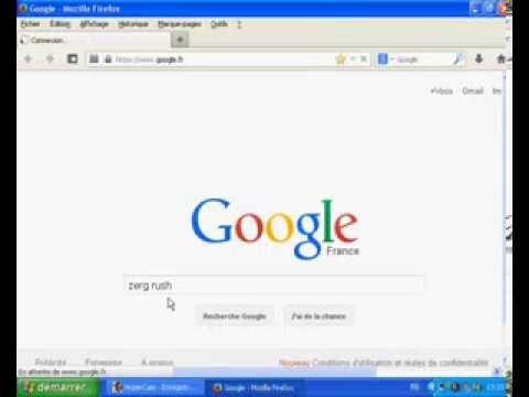 Zerg Rush   Le Jeu Cach U00e9e De Google