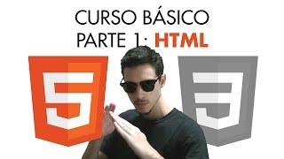 Curso Básico HTML CSS 2019 | #1: HTML
