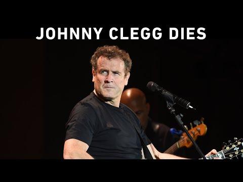 SA music legend Johnny Clegg dies