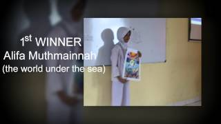 DRAWING AND TELLING in ENIGMA 2 in SURYAKANCANA UNIVERSITY On MARCH 2015