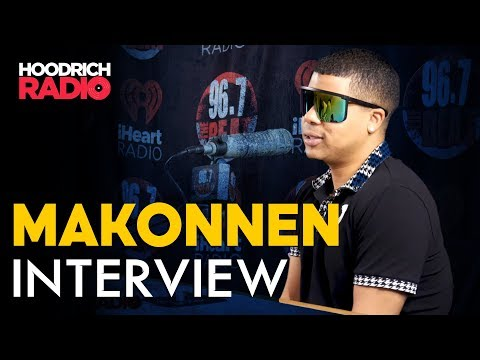 DJ Scream - Makonnen Talks Drunk on a Saturday, Lil Peep, M3, Songwriting & More