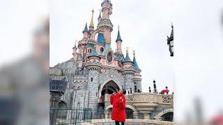 Tamara Gorro se encuentra de viaje en Disney