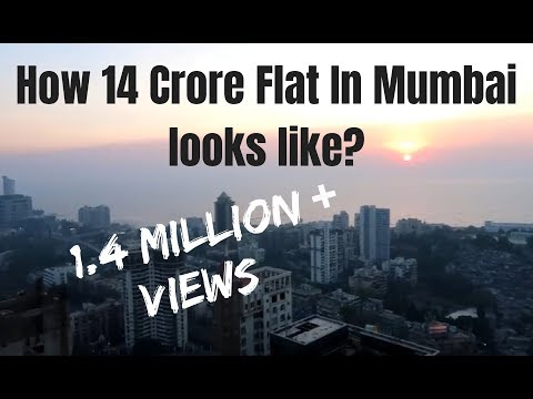A Home Tour Of  Worth 14 Crore - Worli, MUMBAI : Anshul Sharma