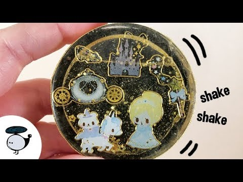Adventures in Resin Shaker Charms