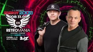 RETROMANIA/ DIABLLO AKA COORBY/ DJ QUIZ/ ENERGY 2000 KATOWICE MIX 31.08.19