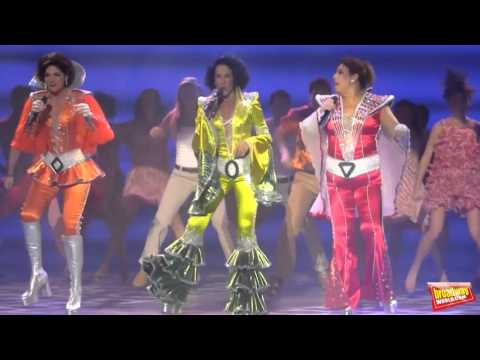 MAMMA MIA! - Dancing Queen (finale) - Teatre Tívoli (Barcelona)