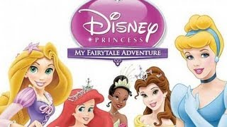 Disney Princess: My Fairytale Adventure Gameplay (PC HD)