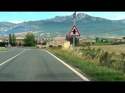 Recorriendo España / Logroño - Puerto de Herrera - Rioja Alavesa