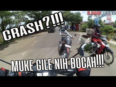 Begini Jadinya Kalo Bocah Alay Dikasih Motor, Siapa Yang Salah? | Makassar Motovlog #41