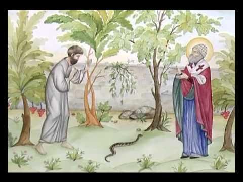 Рассказы о святых.
