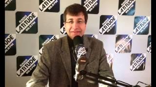 ERIC VUILLEMIN MAIRE DE ROMILLY SUR SEINE INVITE DE RADIO LATITUDE