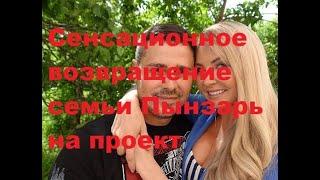 постер к видео Сенсационное возвращение семьи Пынзарь на проект. ДОМ-2 новости.