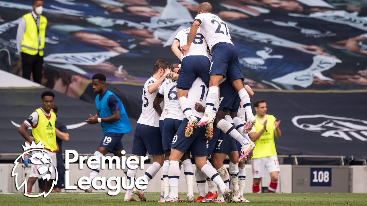Spurs win North London derby; Villa, Cherries grab lifeline | Premier League Update | NBC Sports