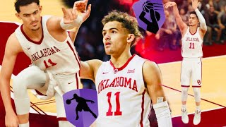 I PUT TRAE YOUNG BACK ON THE OKLAHOMA SOONERS - CRAZY GAMEPLAY!!! - NBA 2K19