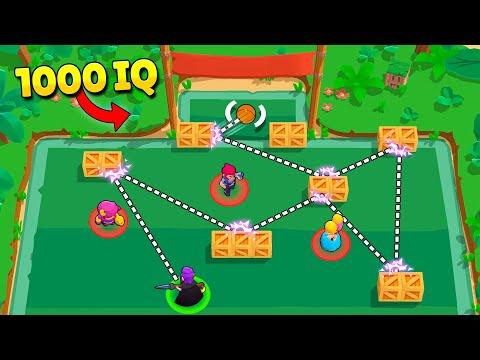 *1000 IQ* BRAWL BALL WIN! (Brawl Stars Fails & Epic Wins! #11)