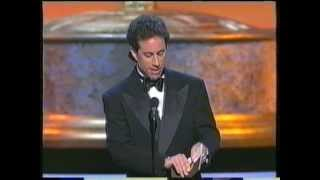 1998 Seinfeld presents best actor at the Emmys