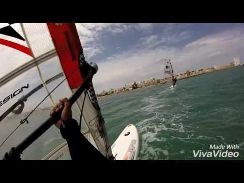 Kitesurfing & windsurf techno 293 (algeria)