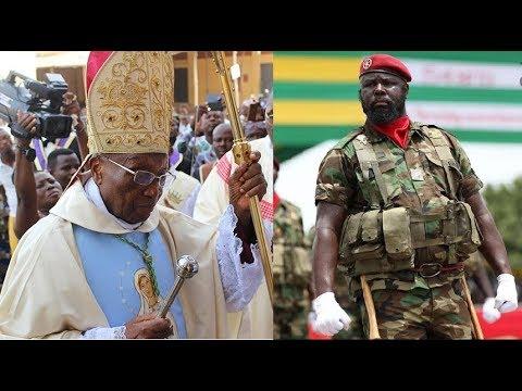 Un militaire togolais répond à Monseigneur Kpodzro suite à ses déclarations sur le régime de Faure