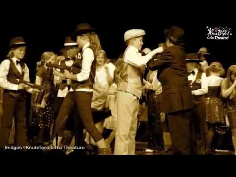 Bugsy Malone - Knutsford Little Theatre casting call.