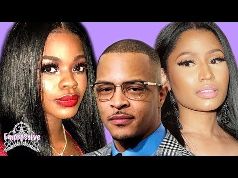 JT is out of prison! | T.I. disrespects Nicki Minaj? | BET Hip Hop Honors review