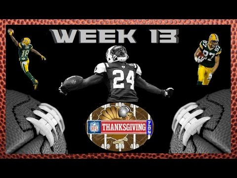 2014 NFL Week 13 Picks